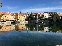 Tapolca - Malom-tó az ŐSHAZA szálláshelytől 20 km-re Fotók: Tourinform Tapolca, www.tourinform.hu
