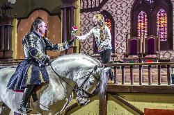 Történelmi lovasjátékok - Sümeg www.sumegvar.hu
