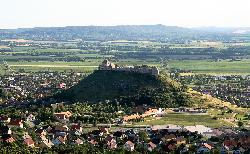 Sümegi túrák egyik helyszíne - a híres középkori sümegi vár